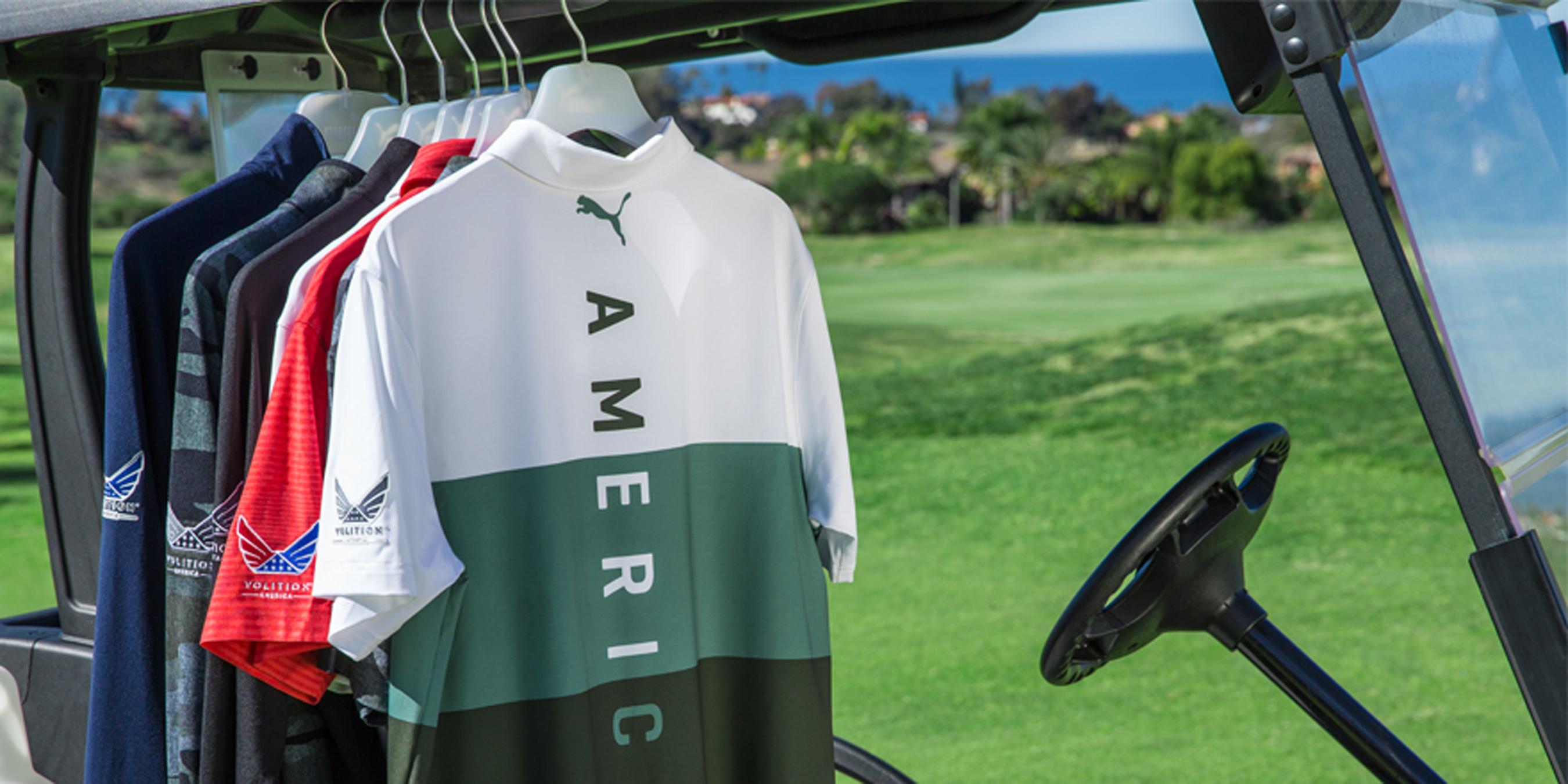 Puma Golf Continues Volition America