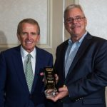 NGF's Graffis Award Is Presented To Tim Finchem
