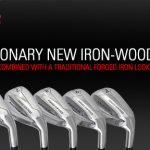 Tour Edge To Launch Revolutionary Hollow Body Exotics CBX Iron-Wood Set