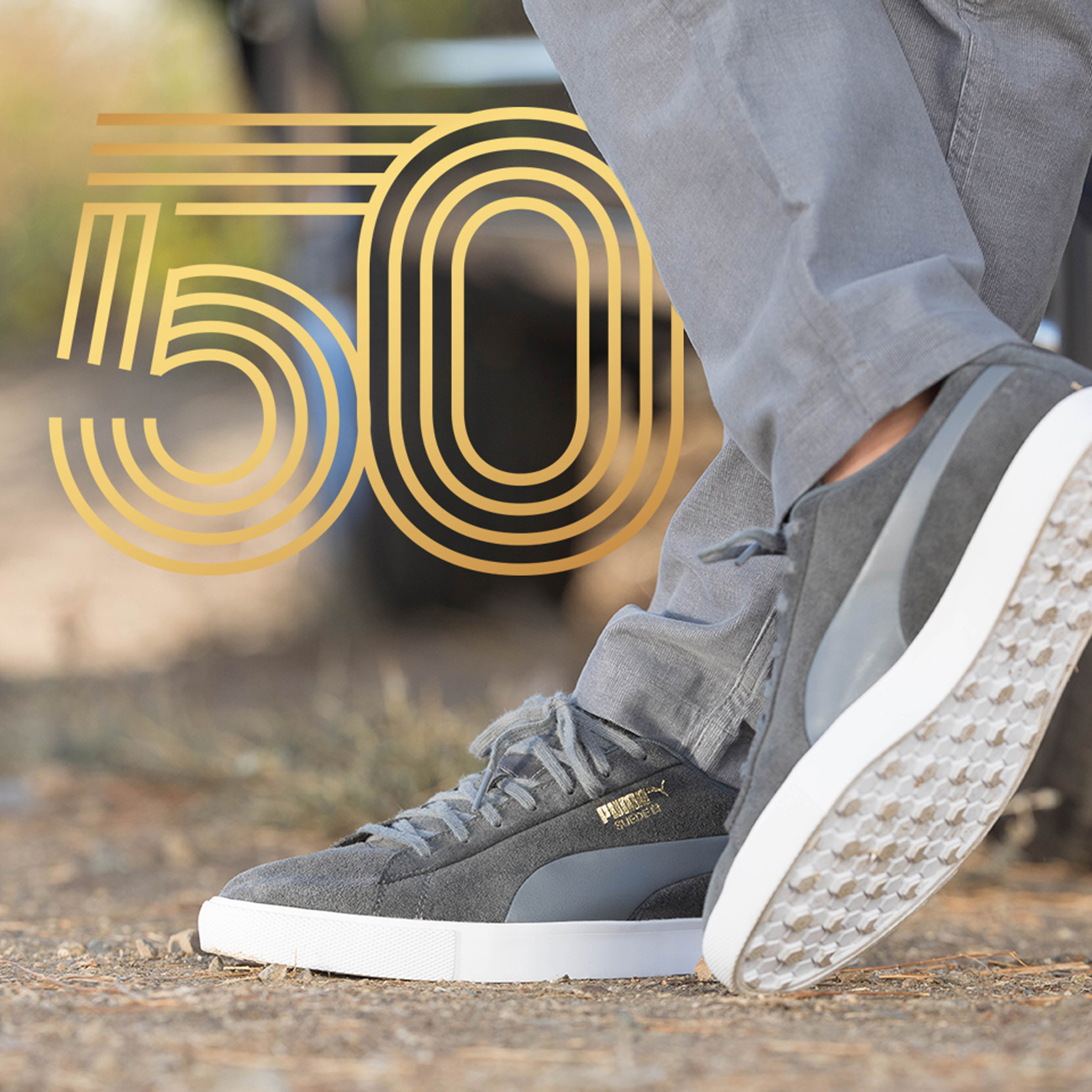 1b79d00ec9d 50th Anniversary Of Puma s Iconic Suede Shoes Inspires Throwback ...