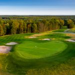 picture of Sweetgrass golf course Island Resort & Casino, located in Michigan's scenic Upper Peninsula just outside of Escanaba
