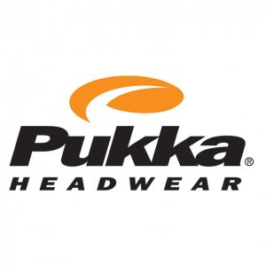 Logo of Pukka headwear