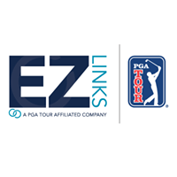 logo of ezlinks golf, a PGA Tour affiliated company