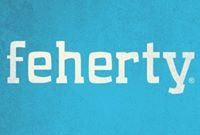 logo of the Feherty show