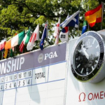 OMEGA Showcases its Passion for Golf