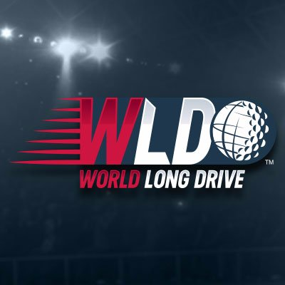 Logo of the World Long Drive golf competition