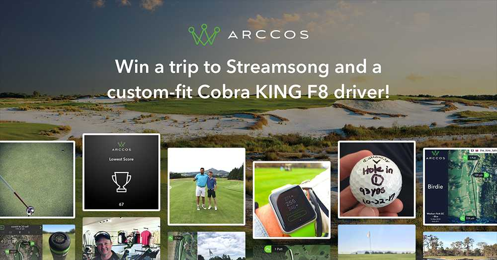 TeamArccos Giveaway - The Golf Wire
