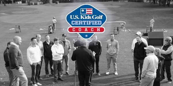 Picture from the U.S.Kids Golf Coaching Program