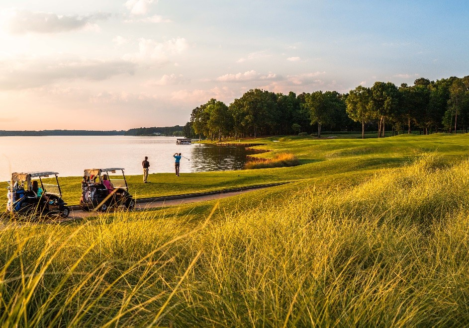 picture of Reynolds Lake Ocoee golf course