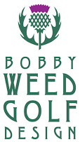 logo of Bobby Weed Golf Design