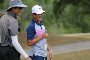 picture of collegiate golfer Hiroshi Tai