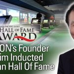 GOLFZON's Mr. Kim Inducted Into Asian Hall Of Fame