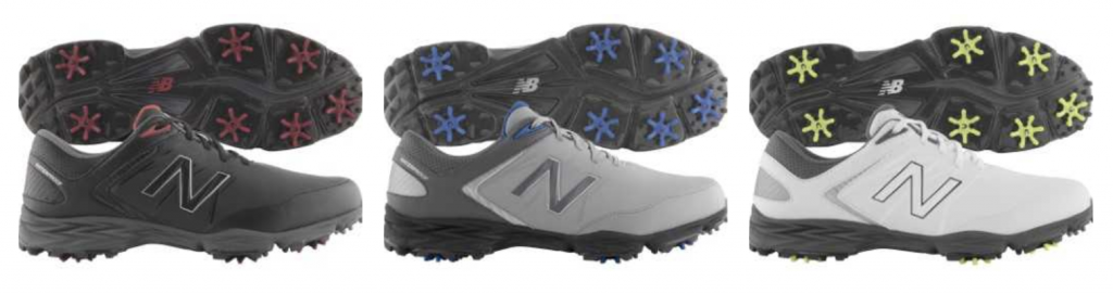 picture of the New Balance Golf Striker shoes