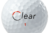 picture of Clear-Sports exclusive golf ball