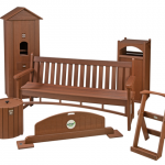 Wittek Golf Walnut Furniture Collection