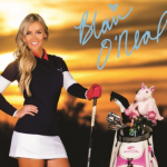 Creative Covers for Golf Announces Collaboration with Blair O'Neal