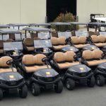 Club Car Transports Game's Finest