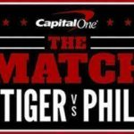 Capital One's The Match:  Tiger vs. Phil