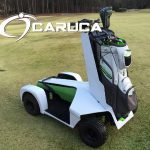 See The Latest in Single-Rider Golf Cars
