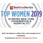 Club Division of 2019 Top Women in Metro New York Foodservice and Hospitality Awards Announced