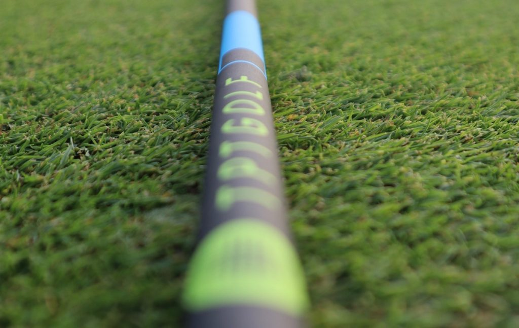 picture of European Tour's Dubai Desert Classic trusted a TPT Golf shaft