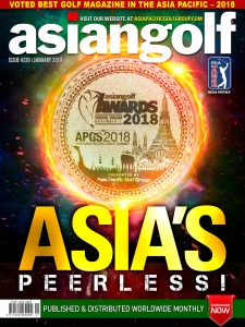 cover image of Asia Golf 2019