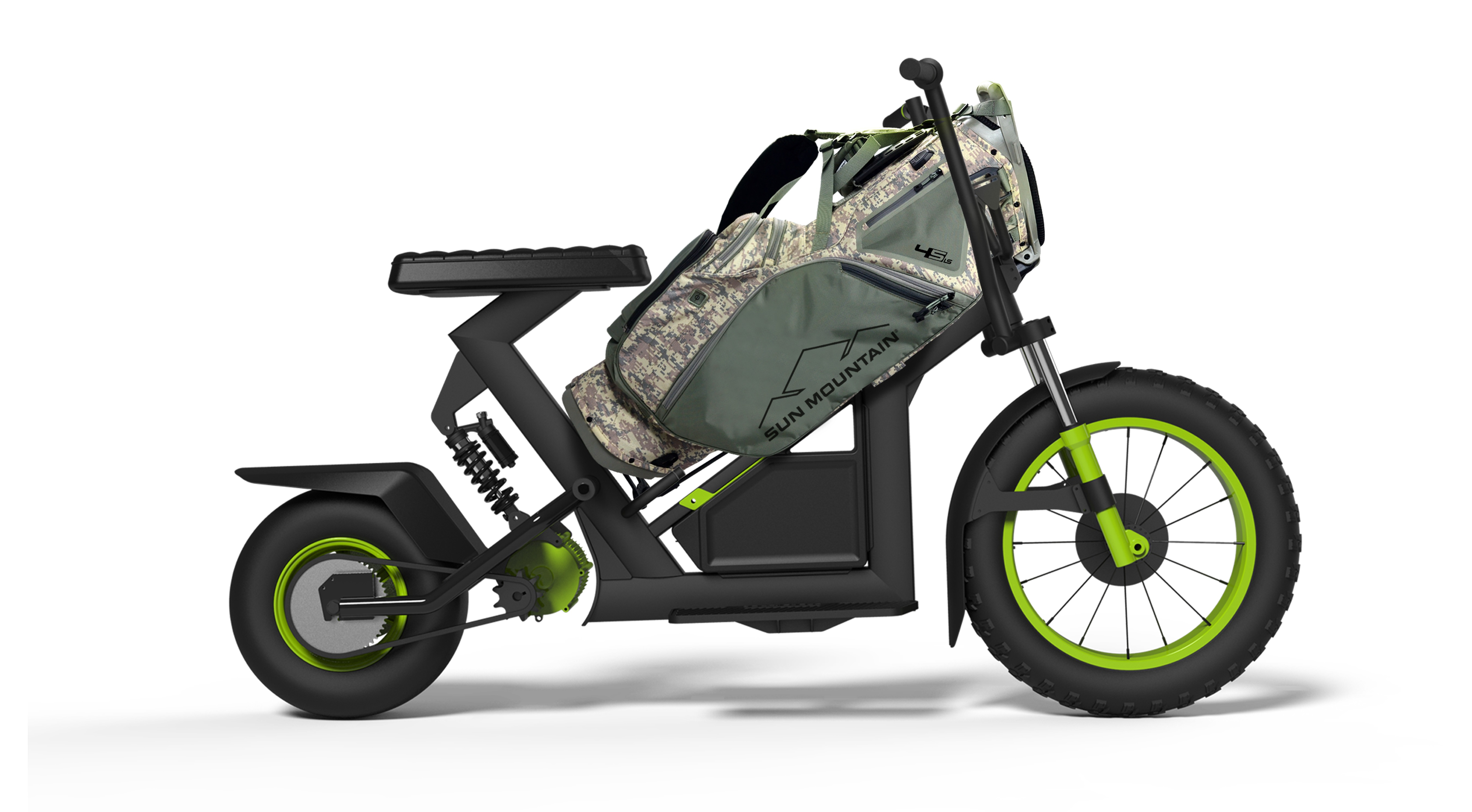 Single Rider Golf Carts - The Golf Wire