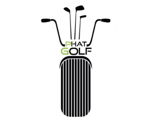 logo of phat golf scooter company