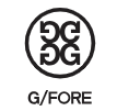 logo of GFore golf apparel company