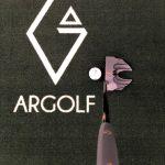 ARGOLF is creating – works of art!