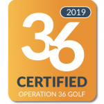 Operation 36 Announces Certification Training at PGA Show