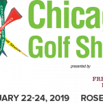 logo for the Chicago Golf Show