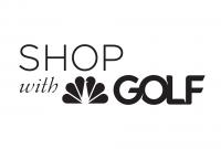Logo for Shopwithgolf, an e-commerce golf platform.