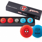 GolfTalk Live chooses Marvel x Volvik Spiderman as Product of the Month