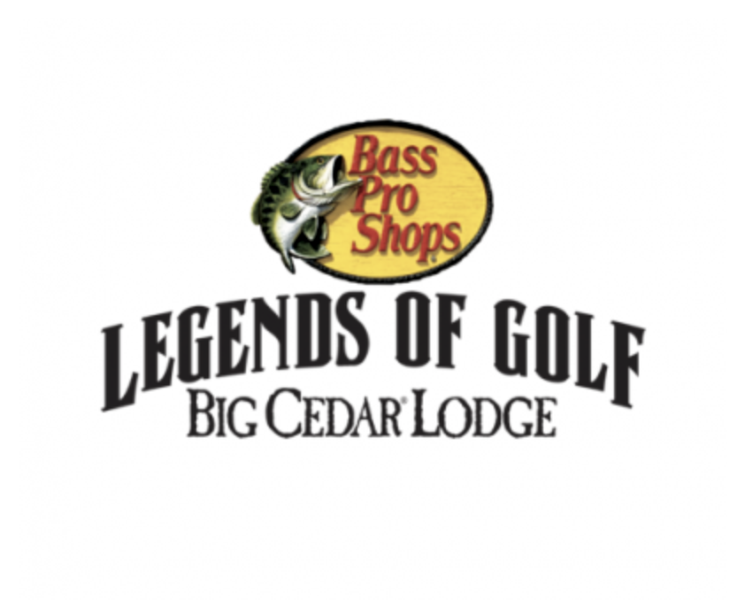 logo of Bass Pro Shops Legends of Golf at Big Cedar Lodge event