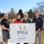 PGA REACH Phili Names Board