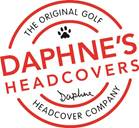 logo for daphne headcovers golf equipment company