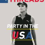 Lexi Dresses Up For 74th US Open