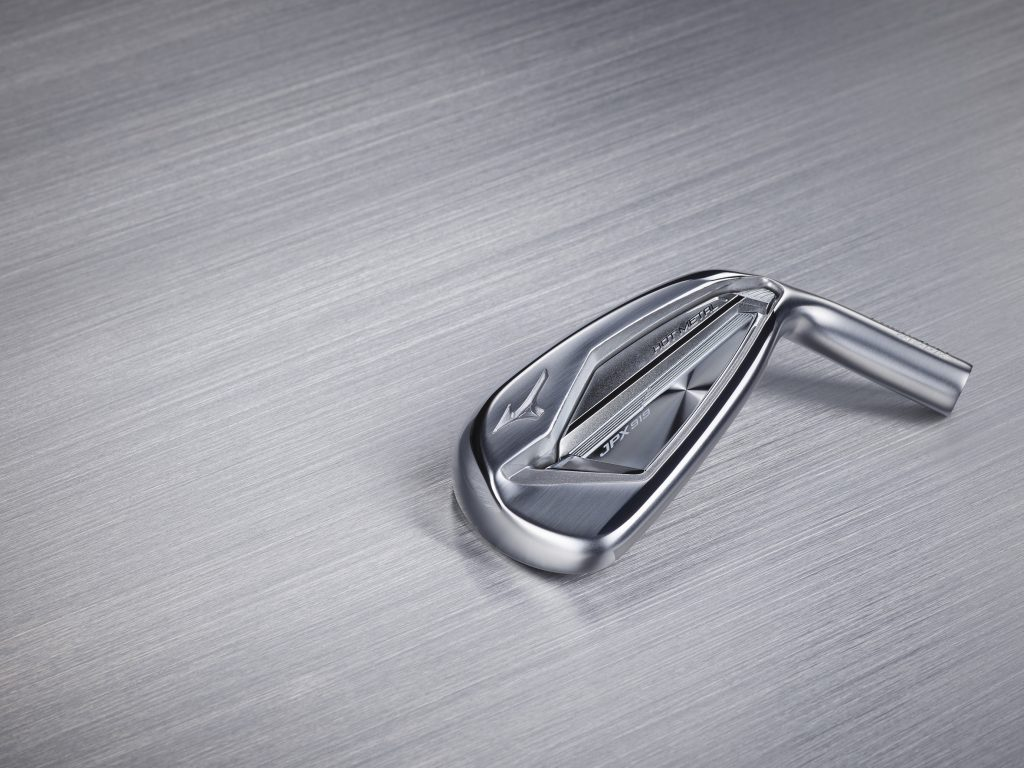 picture of Mizuno's JPX919 Hot Metal golf club head