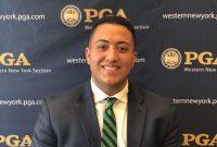 headshot of Jacob Coles, PGA WORKS Fellow
