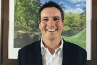 head shot of Great Shots, in Sioux Falls has named Jonathan Buckley, PGA, as its general manager.