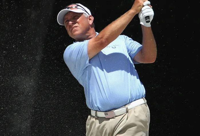 picture of pro golfer Scott Parel