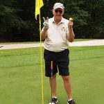 81 Year Old Makes Two Aces