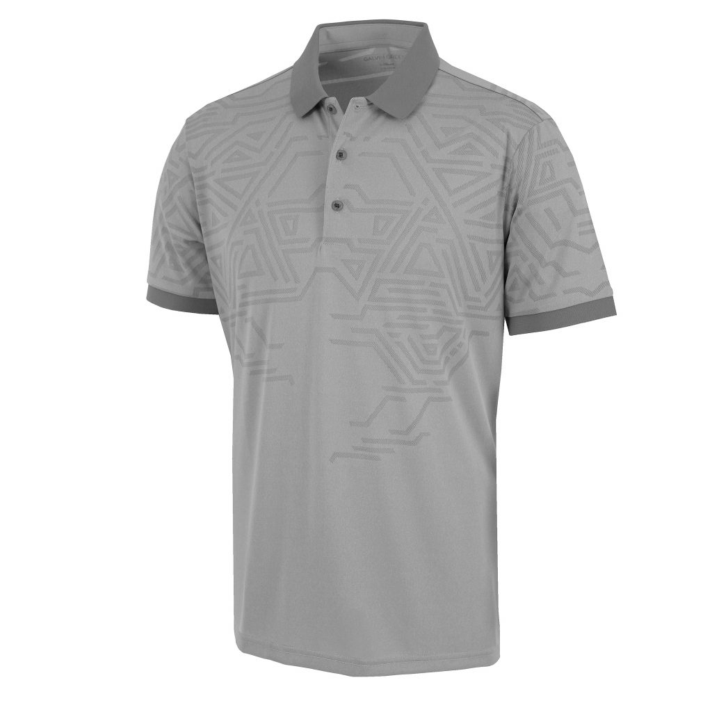 Galvin Green VENTIL8™ PLUS fabric include the stylish MERELL in Sharkskin
