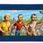 Devant Sport Towels Feature Caricatures