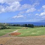 Work on Schedule for Kapalua Golf's Plantation's November Reopening