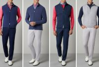 Peter Millar apparel script for Patton Kizzire at The Open at Royal Portrush 2019.