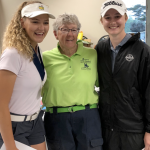 Abby Marting & Ali Schrock Win Scholarships
