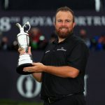 Srixon salutes Shane as Champion Golf of The Year