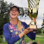 Summit Golf Brands' EPNY Celebrates Sanna Nuutinen's LET Access Series victory